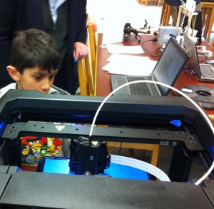 3d printer kid