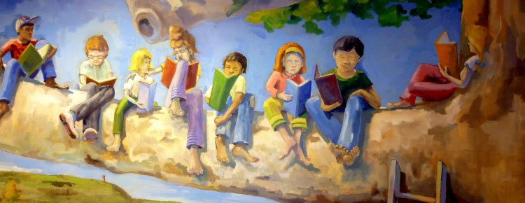 Children Room Mural