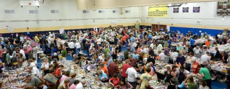 Simsbury Public Library book sale